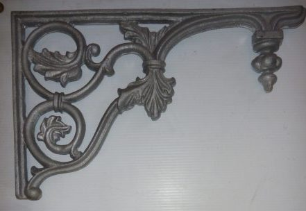 Verandah lacework corners 'Adelaide'. Corners can be recast to order at $110 each corner salvage recycled demolition, reproduction restoration, renovation, collectable, secondhand, used, original, old, reclaimed heritage, antique restored