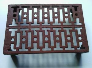 Vent 5- cast iron double brick 230x155x53mm $38.50 incl gst