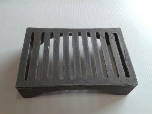 Vent 7- cast iron double brick grill 225x147x57mm. $38.50 inc GST