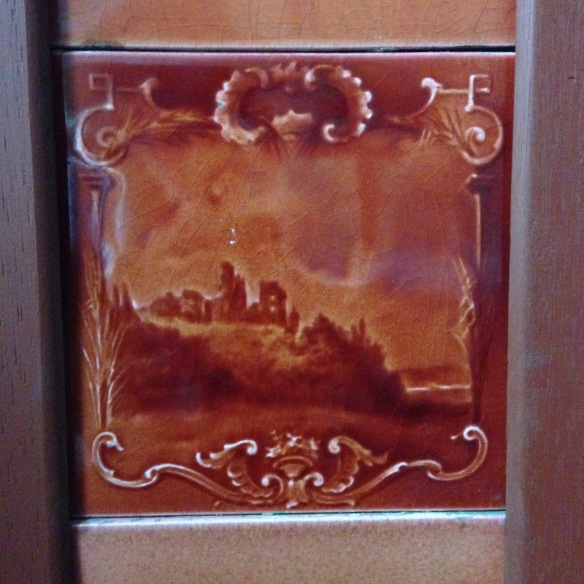 Original fireplace picture tiles $27.50 each. salvage recycled demolition, secondhand, used, original, old, heritage, antique salvage recycled demolition, reproduction restoration, renovation, collectable, secondhand, used, original, old, reclaimed heritage, antique restored