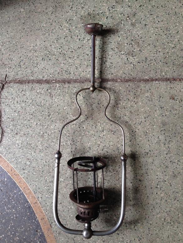 Gaslight fittings original