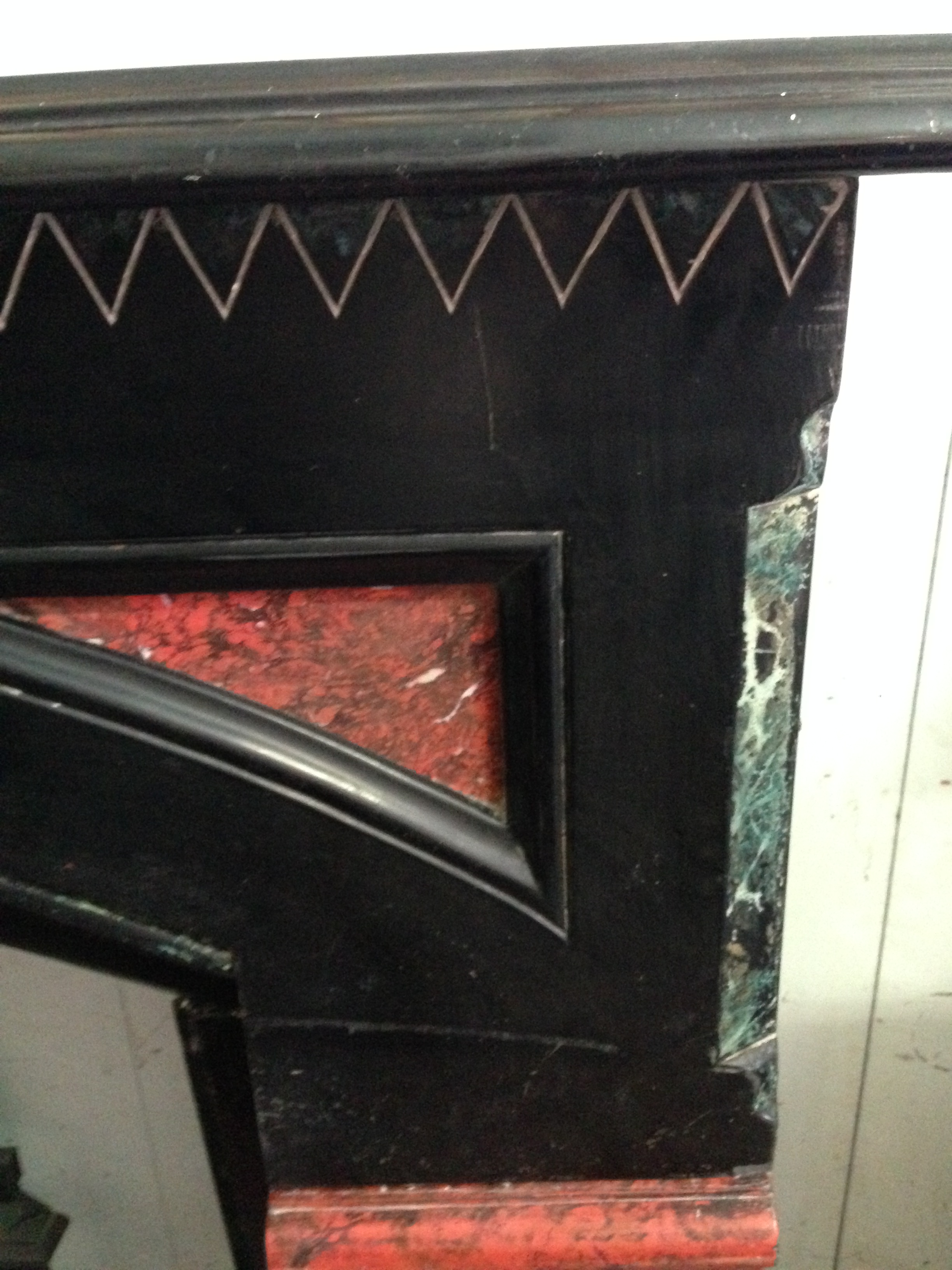 Marble and slate mantels | Federation Trading