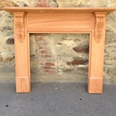 York mantel, solid timber, locally made, Victorian scrolls / corbels. Top shelf width 1480mm Outer leg width 1345mm Height 1200mm Opening size 905 x 905mm $950 vintage salvaged 1800s 1900 1910 1920 1930 1940 1950 recycled demolition reproduction, restoration, renovation secondhand, used , original,old,reclaimed,heritage,antique, victorian,art nouveau edwardian, georgian,art deco