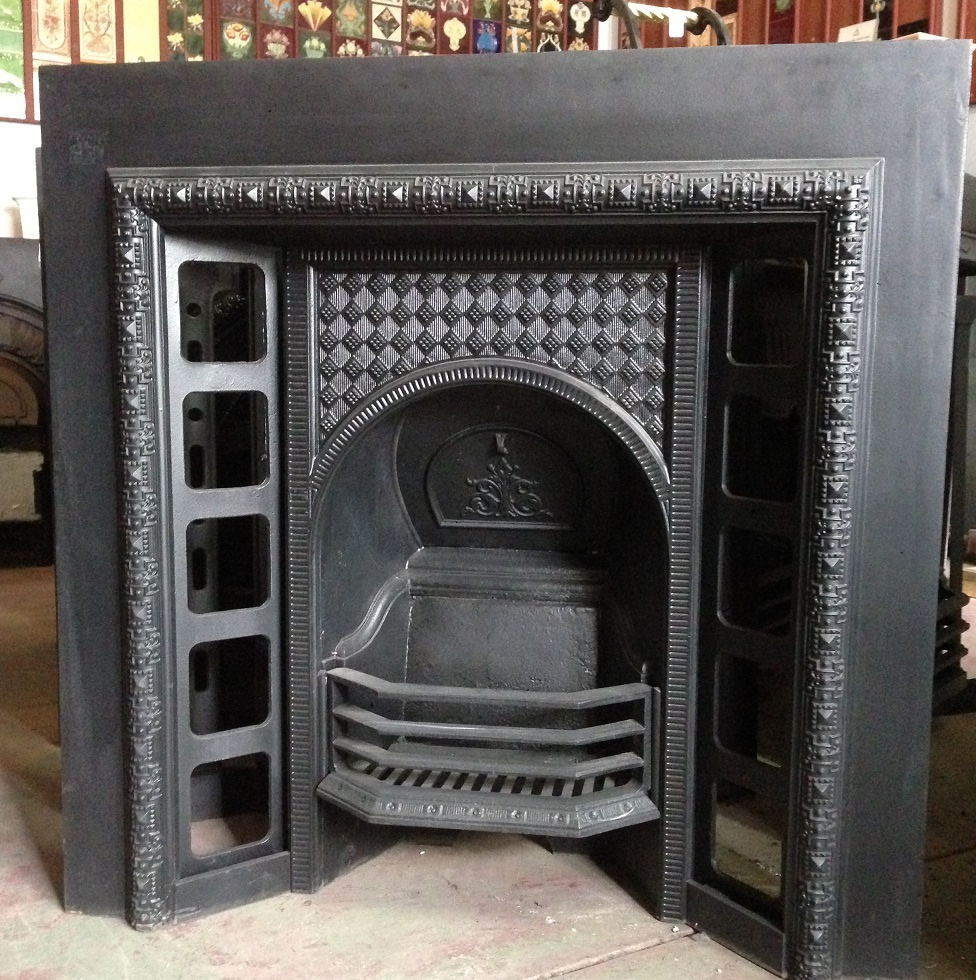 Cast iron fireplace inserts | Federation Trading
