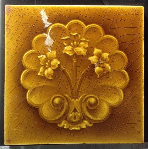 detail of picture tile from fireplace set salvage recycled demolition, reproduction restoration, renovation, collectable, secondhand, used, original, old, reclaimed heritage, antique restored salvaged recycled demolition, reproduction, restoration, renovation,collectable, secondhand, used , original, old, reclaimed, heritage, antique, victorian, edwardian, georgian art nouveau ceramic arts and crafts decorative aesthetic