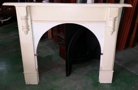salvage recycled demolition, reproduction restoration, renovation, collectable, secondhand, used, original, old, reclaimed heritage, mantle mantel surround fireplace antique restored