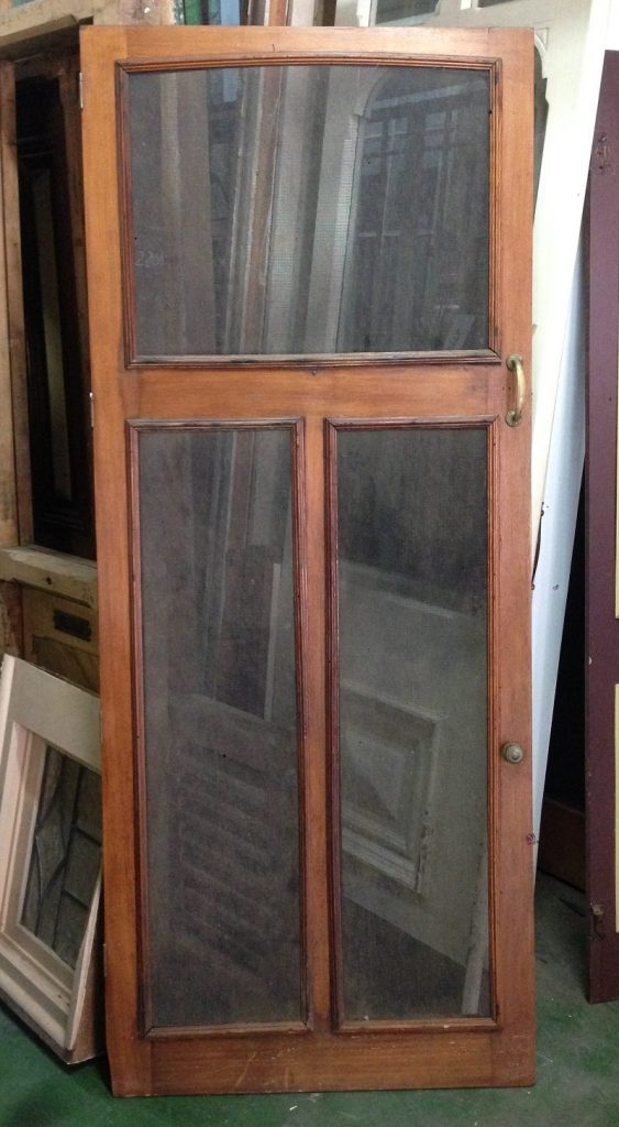 old screen door salvage recycled demolition, reproduction restoration, renovation, collectable, secondhand, used, original, old, reclaimed heritage, antique restored