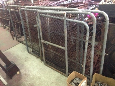 Cyclone gates assorted pedestrian to driveway size from $60