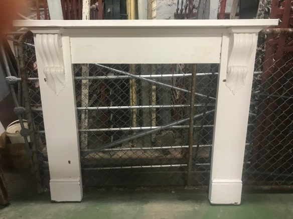 salvaged, recycled, demolition, reproduction, restoration, renovation, collectable, second hand, used, original, old, reclaimed, heritage, Victorian, Edwardia, Deco, Georgian original Victorian mantle piece , Queensland red cedar, top shelf is 1420 mm , total height 1220 mm . $ 385