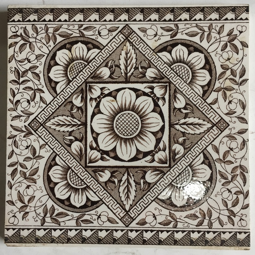 Victorian fireplace tiles, 6x6 inch, possibly Pilkington, deep brown on white ground $250 for the set Victorian fireplace tiles, 6x6 inch, possibly Pilkington, deep brown on white ground $250 for the set salvaged recycled demolition, reproduction, restoration, renovation,collectable, secondhand, used , original, old, reclaimed, heritage, antique, victorian, edwardian, georgian art nouveau ceramic arts and crafts decorative aesthetic