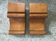pine corbells , $ 60 the pair