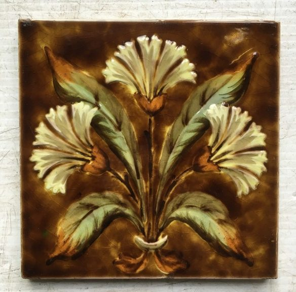 WANTED: we have accidentally sold this tile from a full fireplace set - if you purchased it - any chance of a buy back? thanks!