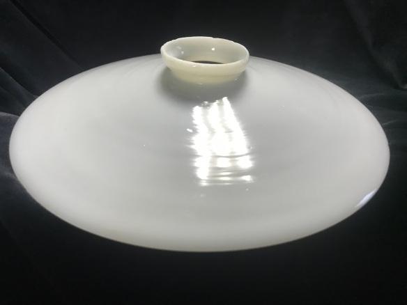 3 x Original milk shades, 220 mm diameter, $ 45 each
