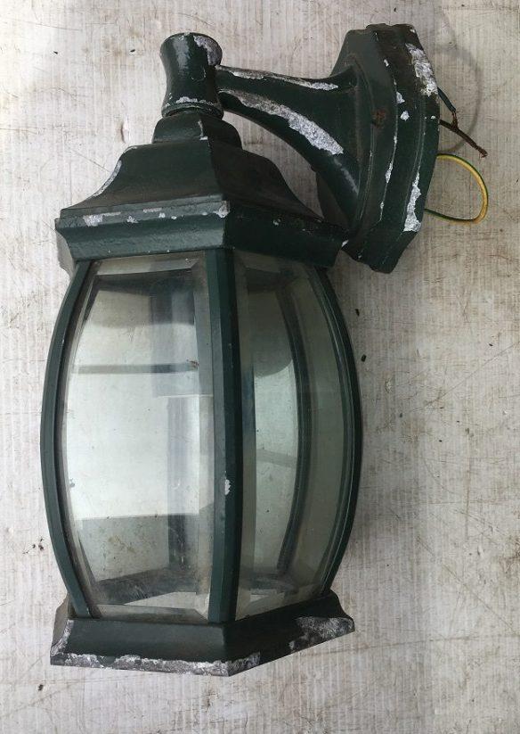 verandah Porch light, lantern style $25