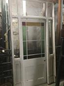 End of Passage door frame with Astragal door is 1370 mm wide x 2600 mm tall , $950