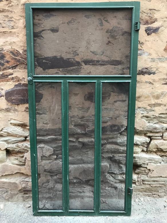 Screen door , 1040 mm wide x 2100 mm tall , $ 145