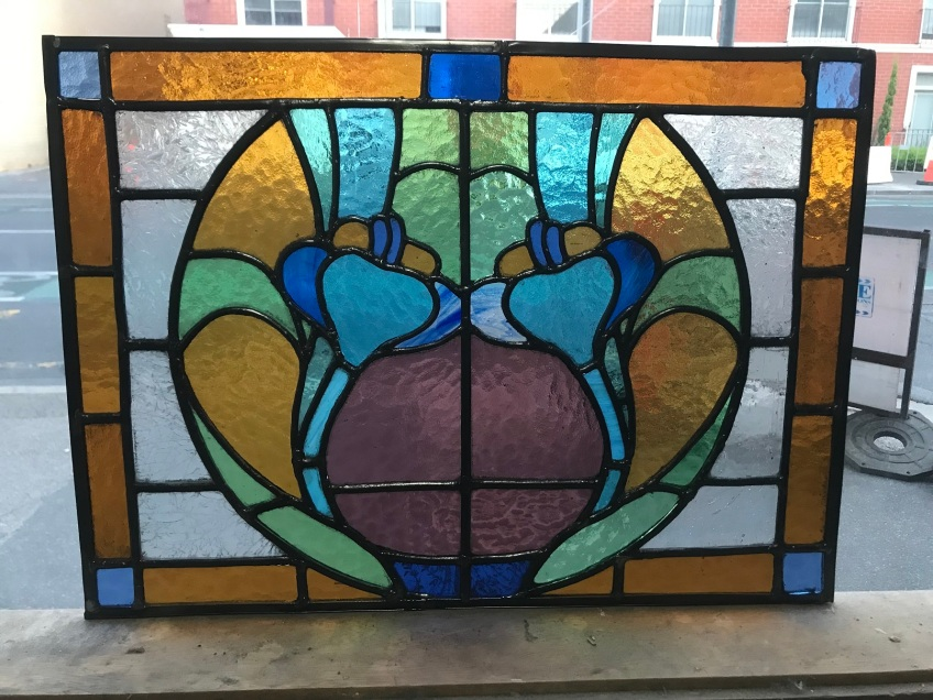 salvage recycled demolition, reproduction restoration, renovation, collectable, secondhand, used, original, old, reclaimed heritage, antique restored stained glass