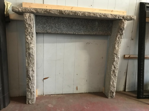 salvagedContemporary style Granite mantlepiece, top shelf is 1325 mm long x 280 mm deep, overall height is 1090 mm , opening is 940 mm wide x 855 mm high , $ 1200, recycled, demolition, reproduction, restoration, renovation,collectable, secondhand, used , original, old, reclaimed, heritage, antique, victorian, art nouveau edwardian, georgian, art deco Contemporary style Granite mantlepiece, top shelf is 1325 mm long x 280 mm deep, overall height is 1090 mm , opening is 940 mm wide x 855 mm high , $ 1200