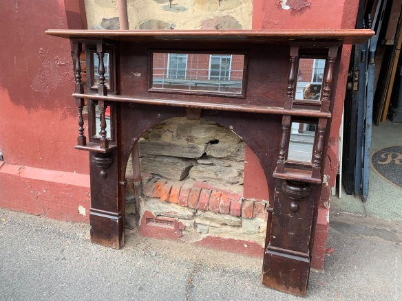 Original , Edwardian mantle , top shelf is 1570 mm , height is 1355 mm , opening is 915 mm x 915 mm , $ 440salvaged, recycled, demolition, reproduction, restoration, renovation,collectable, secondhand, used , original, old, reclaimed, heritage, antique, victorian, art nouveau edwardian, georgian, art deco Original , Edwardian mantle , top shelf is 1570 mm , height is 1355 mm , opening is 915 mm x 915 mm , $ 440