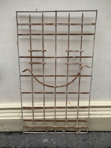 P12 ,Large Decorative iron panel , 1580 mm x 920 mm , $ 330
