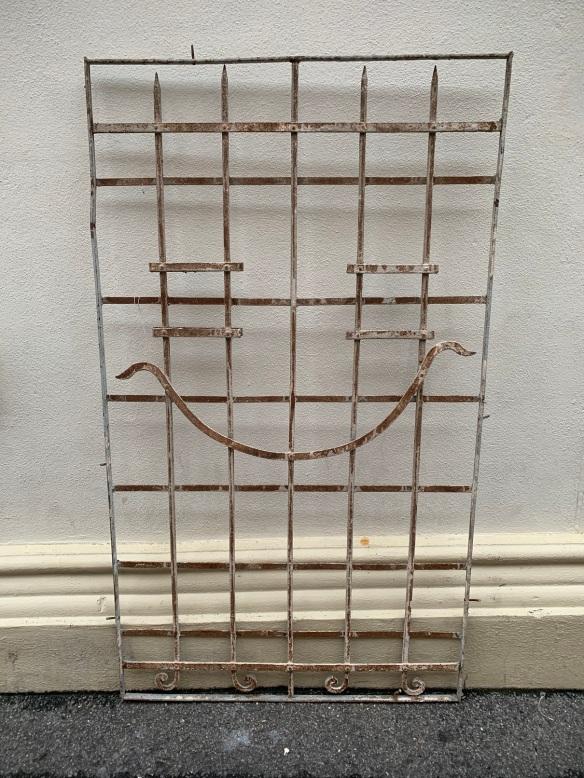 P12 ,Large Decorative iron panel , 1580 mm x 920 mm , $ 330