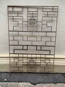 P13 , Large Decorative iron panel , 1490 mm x 1005 mm , $ 370