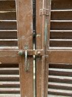 Detail of Closing Mechanism