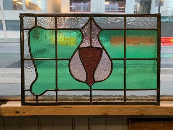 salvaged, vintage recycled, demolition, reproduction, restoration, home renovation secondhand, used , original, old, reclaimed, heritage, antique, victorian, art nouveau edwardian, georgian, art decoLead light panels , 330 mm x 505 mm , 3 matching available , $ 160 each ( fozi )