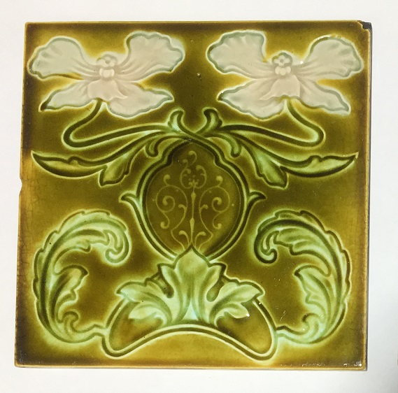 c1910 Art Nouveau - copy of Brook design registered in 1905, 4 available, $160 / pair WS federation salvaged vintage recycled, demolition, reproduction, restoration, home renovation secondhand, used , original, old, reclaimed, heritage, antique, victorian, art nouveau edwardian, georgian, art deco